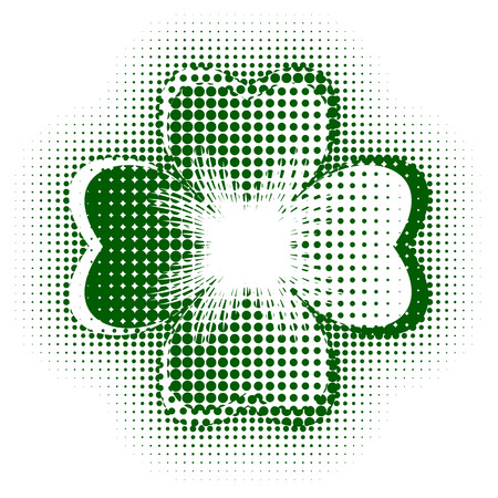 Happy St. Patricks, vector illustration