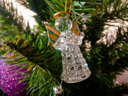 Christmas New year tree decoration