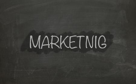 commercialization: Chalkboard Marketing.