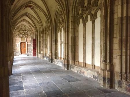 dom: Une partie de l'�glise du Dom � Utrecht.