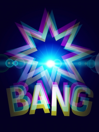 bomb price:  Simple explosion bang Illustration