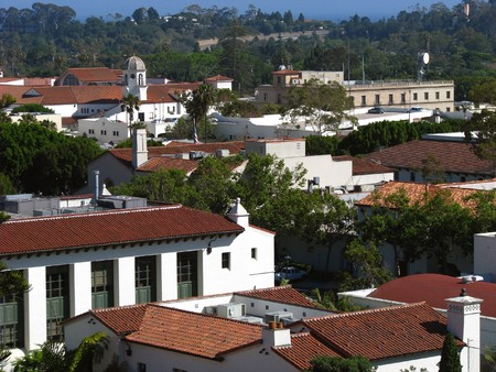 Santa Barbara California Stock Photo - 7002774