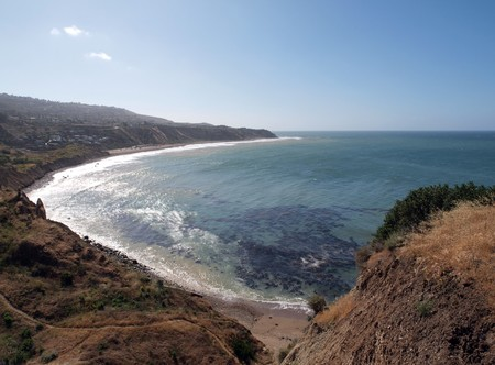 Rancho Palos Verdes Cove in Southern California. Stock Photo - 7044153