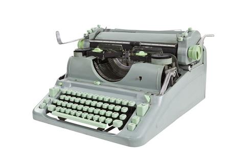 Vintage Green 1960 photo