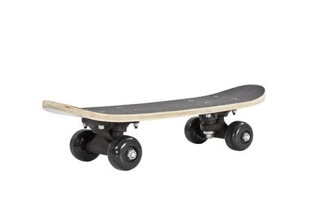 skate board: Toy skateboard isolated