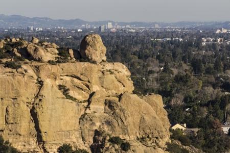 northridge: Stoney Point and Burbank in Los Angeless San Fernando Valley.