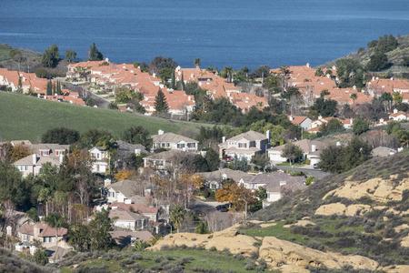 lakefront: Lakeside suburban community near Los Angeles in Simi Valley, California.