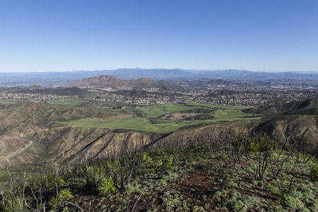 Santa Rosa Valley in Ventura County, California.