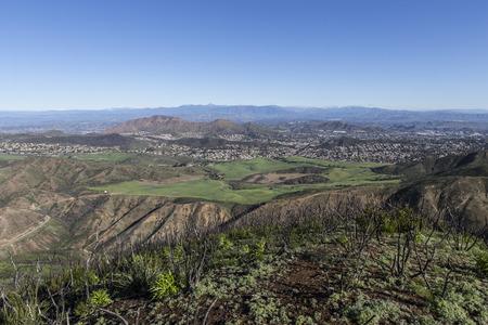 rosa: Santa Rosa Valley in Ventura County, California.