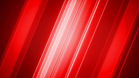 Impressive 3d illustration of red Abstract Background with smooth diagonal lines Stock fotó