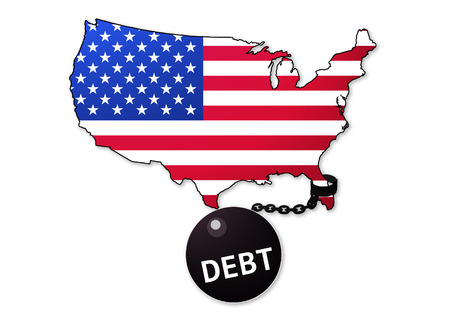 America is a Debt Prisoner  photo