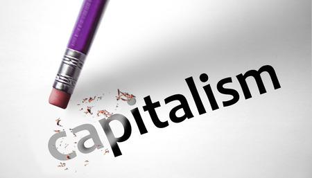 capitalismo: Borrador de la supresi�n de la palabra capitalismo