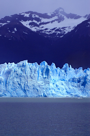 icescape: Picture captured in Perito Moreno Glacier in Patagonia (Argentina)