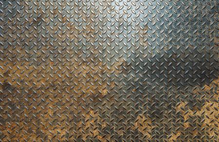 oxidado: Fondo de textura metal Foto de archivo