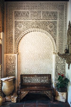 moroccan culture: Arabic Interior