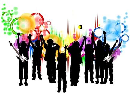 musicos: Grupo de un disco 2