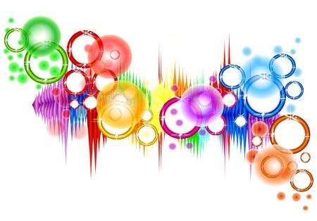Abstraction a rainbow