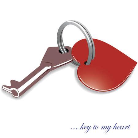 valentin: key to my heart