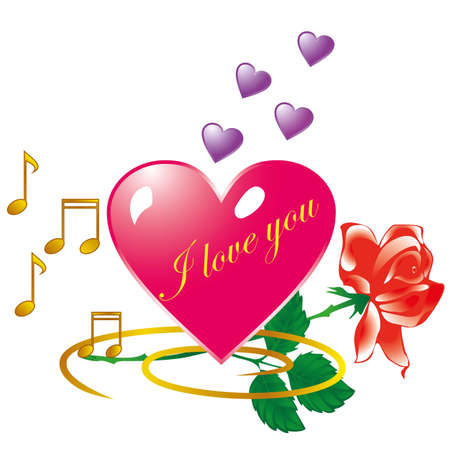 valentin day: melody of Love