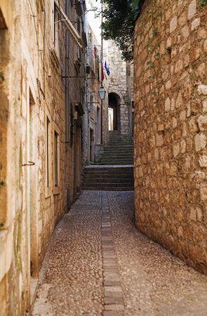 dubrovnik: Dubrovnik old city, Croatia