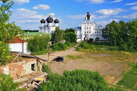 assumption: Uspensky (Assumption) Trifonov monastery, Kirov, Russia