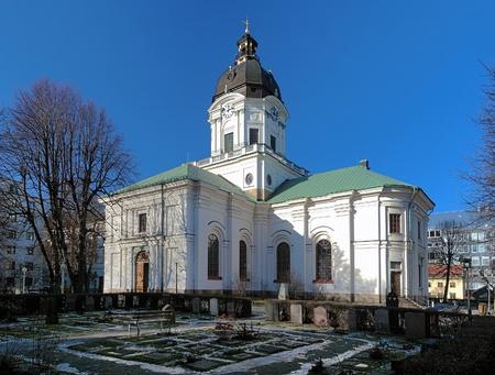 adolf: Church of Adolf Frederick in Stockholm, Sweden