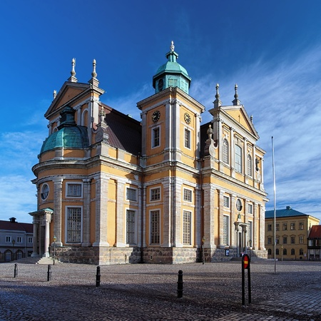 Kalmar Cathedral, Sweden Stock Photo - 12604667