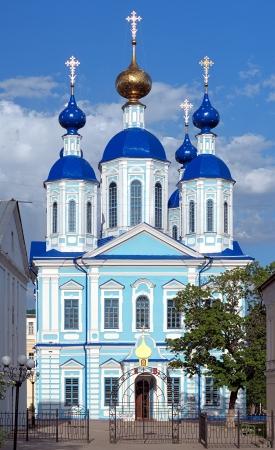 kazan: Kazan Cathedral of Kazan Monastery in Tambov, Russia