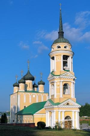 voronezh: Dormition Church in Voronezh, Russia
