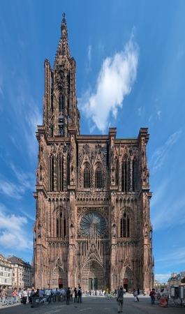 Kathedraal van Straatsburg, Frankrijk