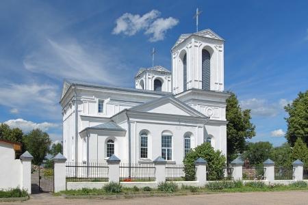 Katholieke kerk van St Kasimir in Lepel, Wit-Rusland