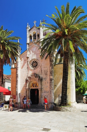 michael the archangel: Church of Archangel Michael in Herceg Novi, Montenegro