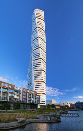 ターニング ・ トルソ - マルメ、スウェーデンの高層ビル