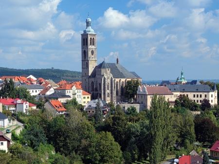 St James Church in Kutna Hora, Czech Republic photo