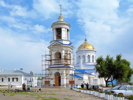 intercession: Intercession Cathedral in Voronezh, Russia