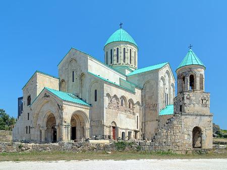 kutaisi: Cattedrale Bagrati (Cattedrale della Dormizione) a Kutaisi, Georgia Archivio Fotografico