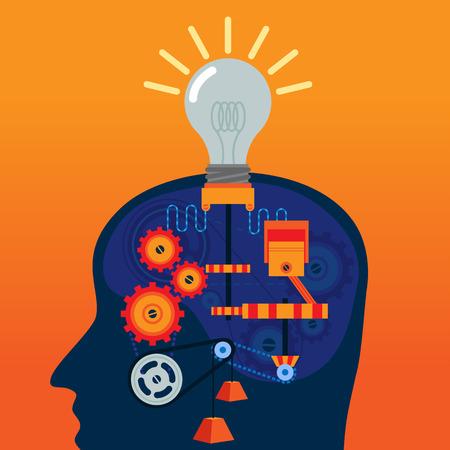 Generating Idea  Vector