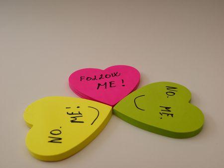 decission: Confusione che il cuore di seguire