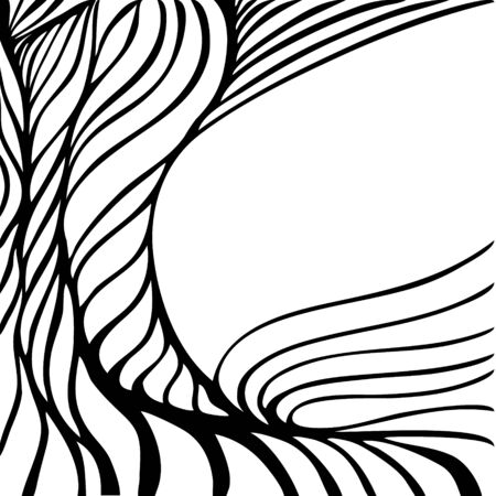 Abstract template background with wave design vector eps