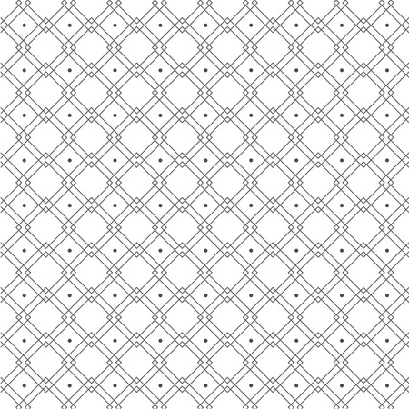 abstract geometric pattern of overlapping squares