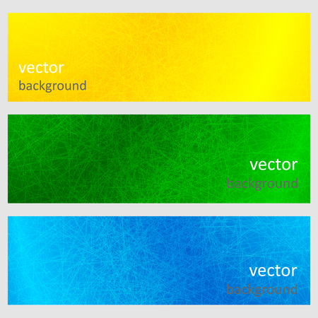 backgrounds: Colorful scratched vintage backgrounds