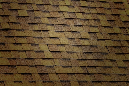 Old roof, grunge style  photo