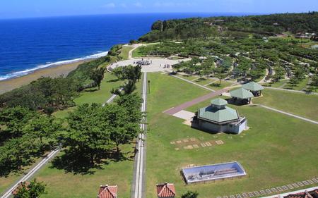 Okinawa Peace Memorial Park, Japan