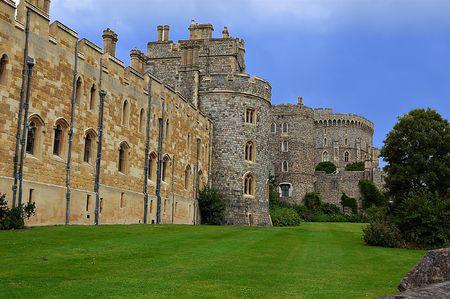 enduring: Windsor Castle in England