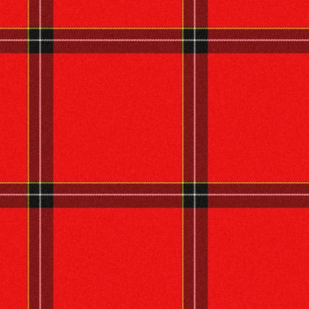 Realistic tartan or plaid texture with visible threads in bright colors Stock Photo - 6209550