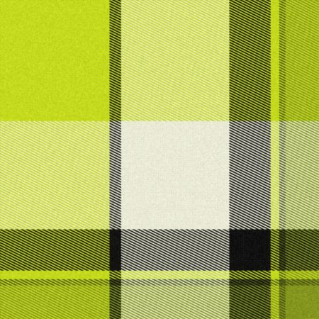 Realistic tartan or plaid texture with visible threads in bright colors Stock Photo - 6209548