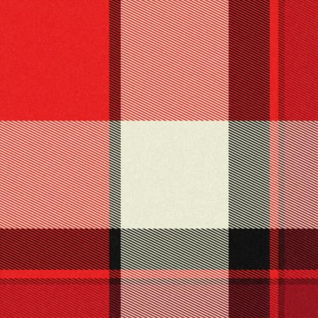 Realistic tartan or plaid texture with visible threads in bright colors Stock Photo - 6209551