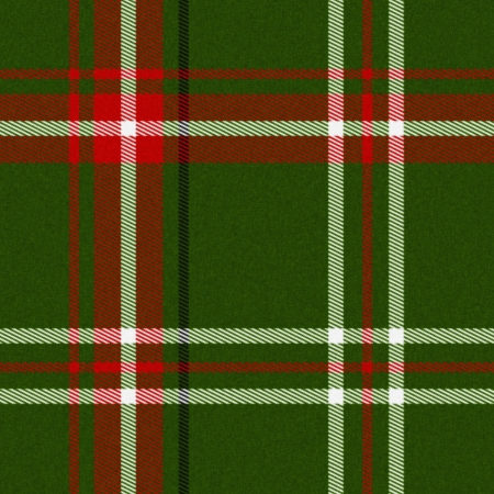 Realistic tartan or plaid texture with visible threads in bright colors Stock Photo - 6227780