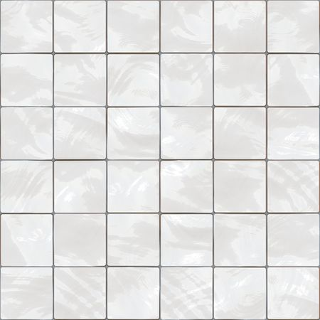 kitchen tile: Shiny seamless white tiles texture