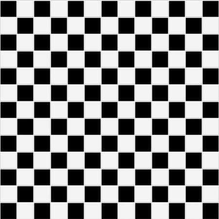 cuadros blanco y negro: Textura transparente azulejos a cuadros blanco y negro